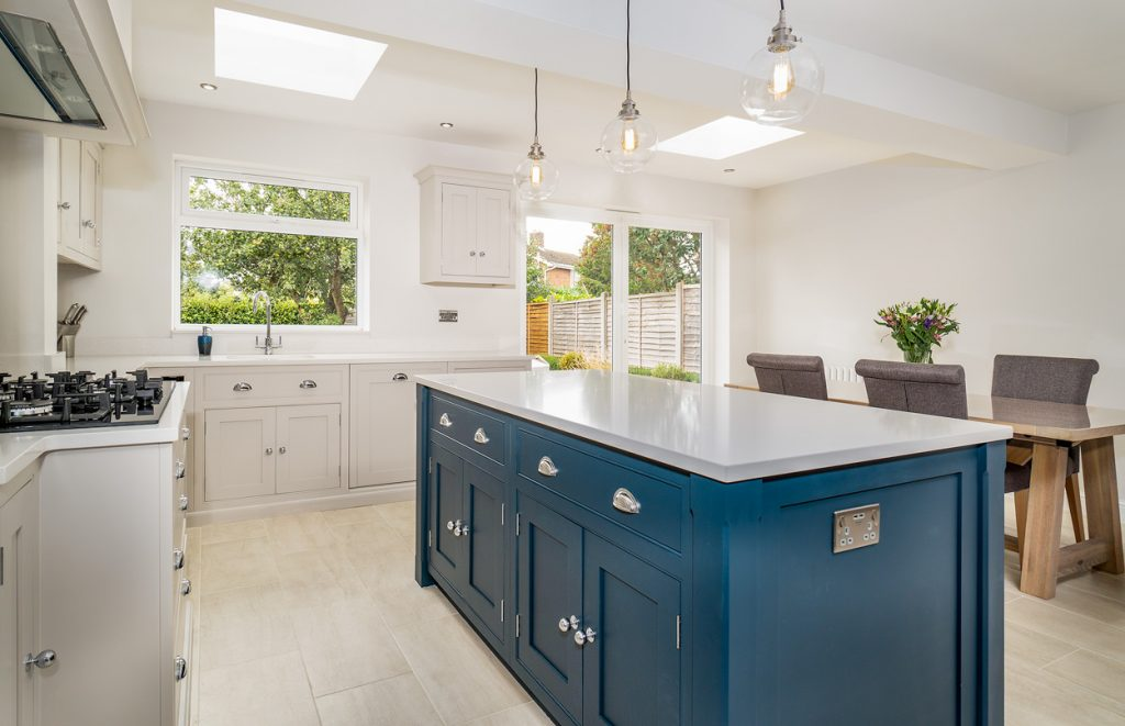 Kitchen cabinet painters in Wiltshire