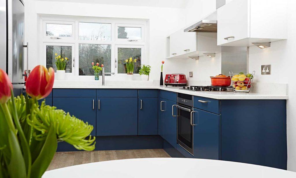 kitchen cabinet painter Cheshire