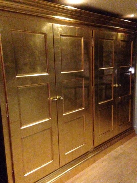 Gilding specialist London
