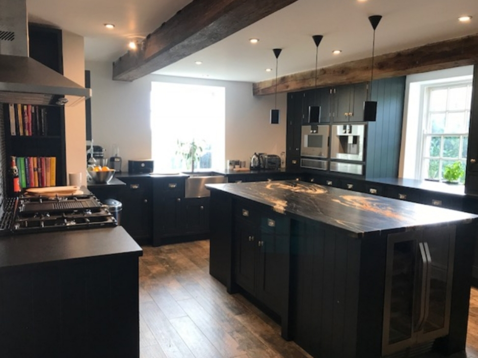 Hand painted kitchens on the Isle of Man | HPKUK | Expert ...
