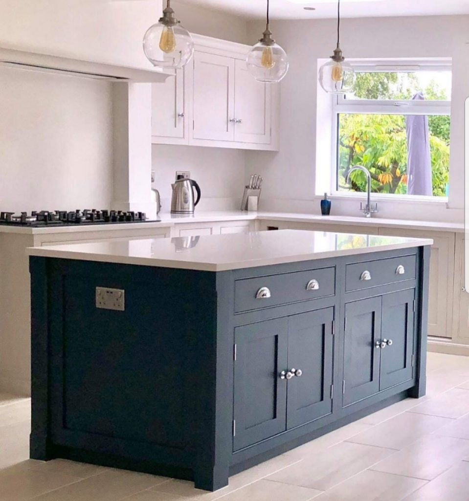 Handmade Kitchens Direct   Painted Kitchens   Hand Painted ...