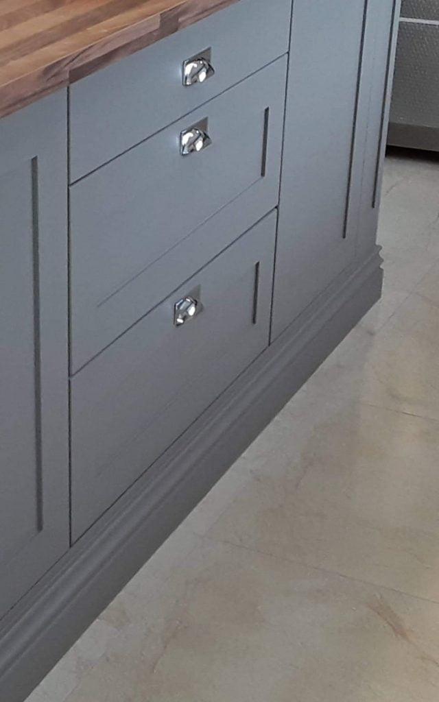 Kitchen Painter Ireland, Hand painted kitchen Cork, cabinet painter cork Ireland