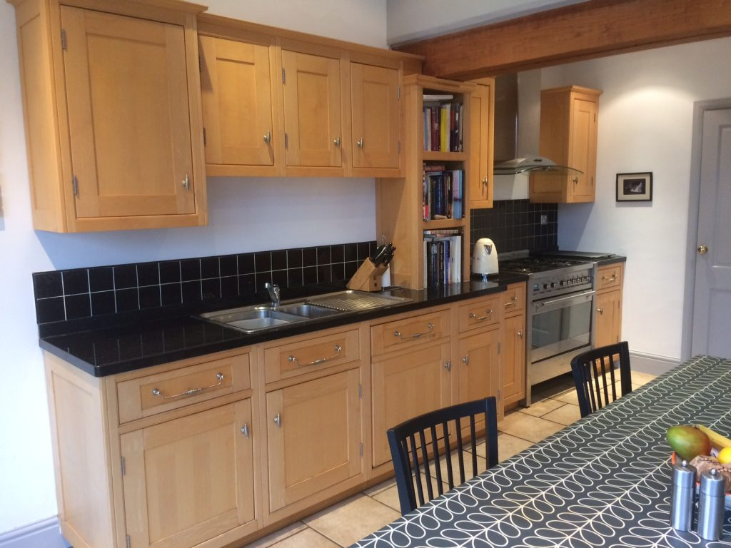 Melbourne kitchen, derbyshire, hand painted, kitchen painter, hand painted