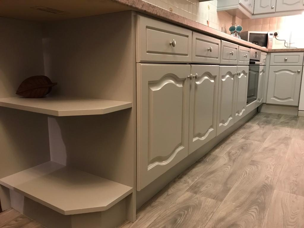 Cabinet painter Wales