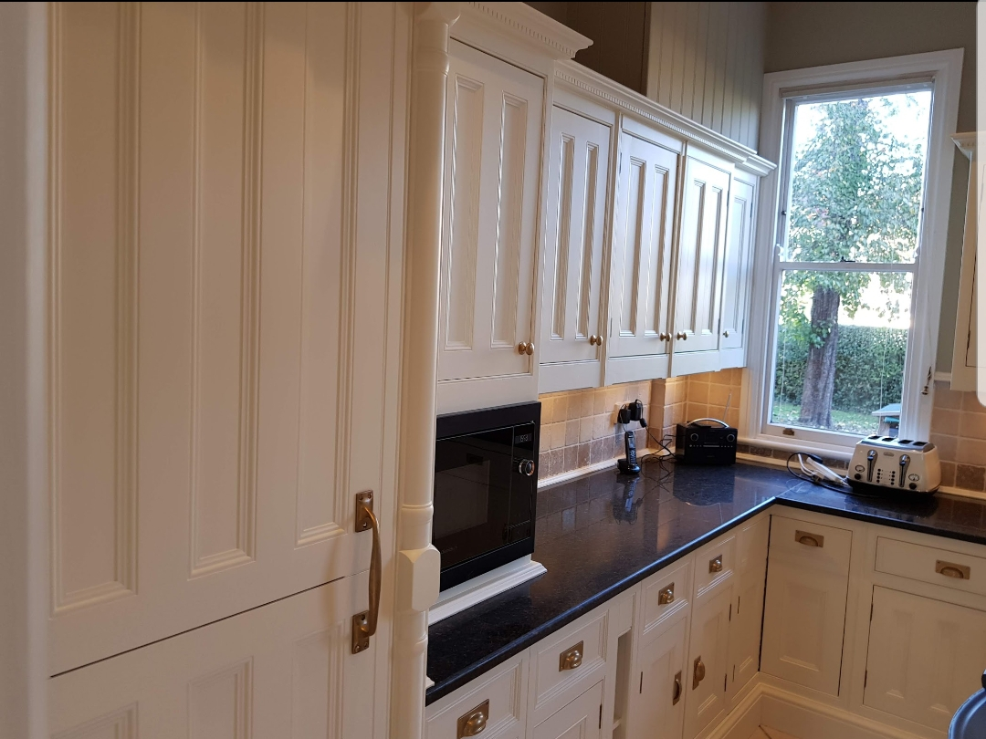 Painting kitchen doors York