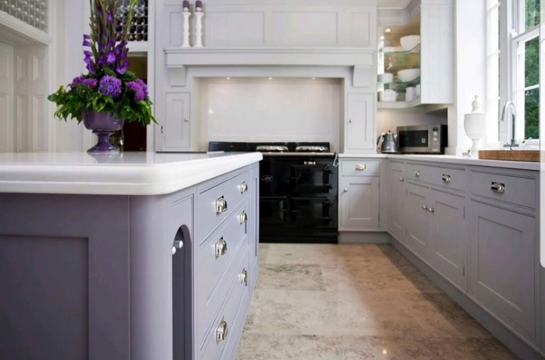 Kitchen cabinet painter Staffordshire
