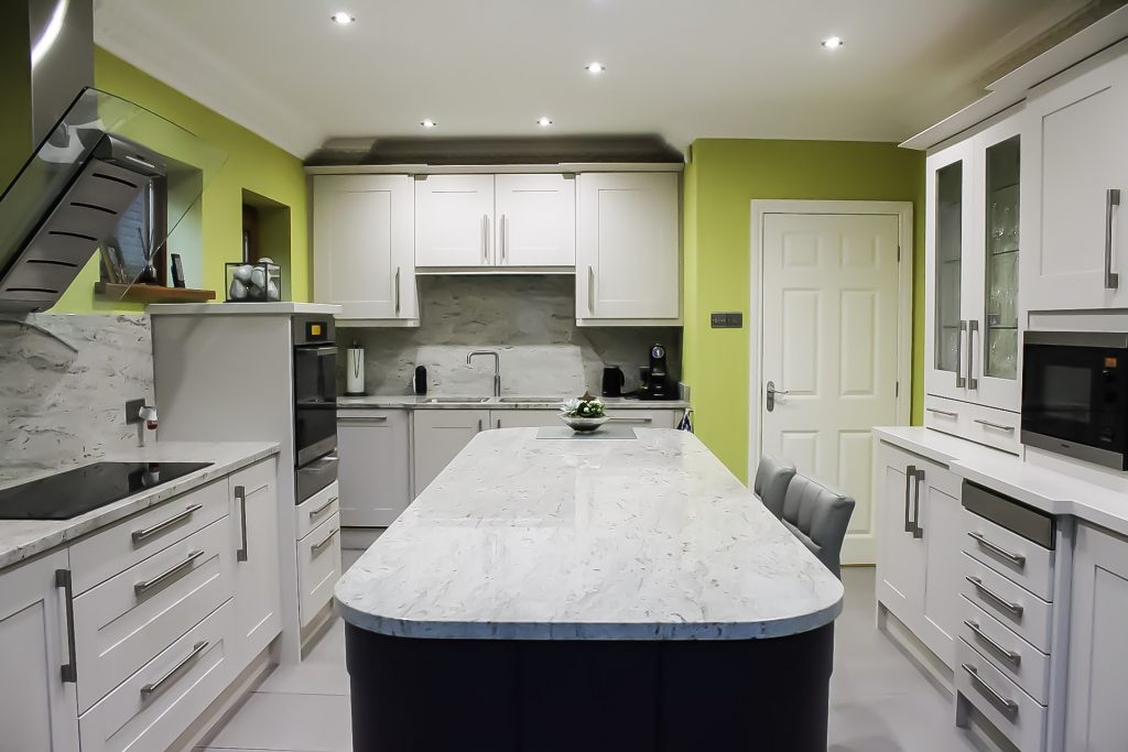 kitchen cabinet painter Preston Lannacshire