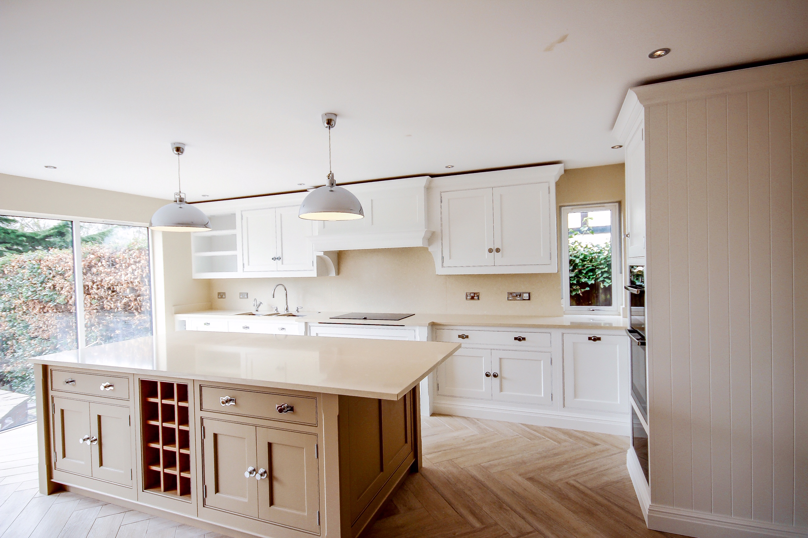 kitchen cabinet painters Somerset