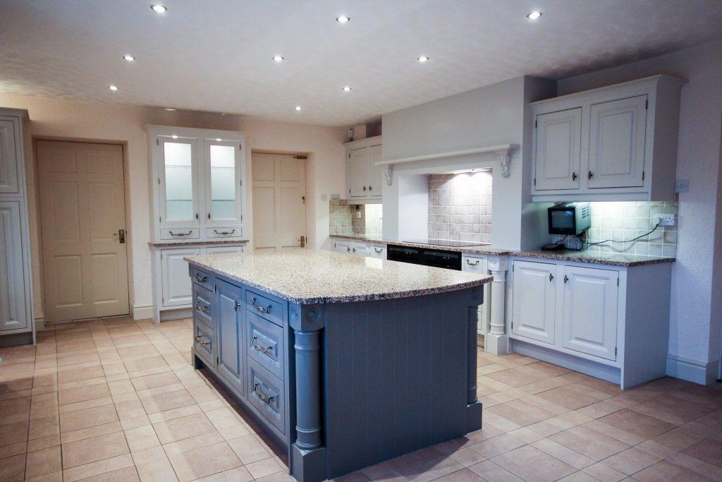 kitchen cabinet painters Merseyside