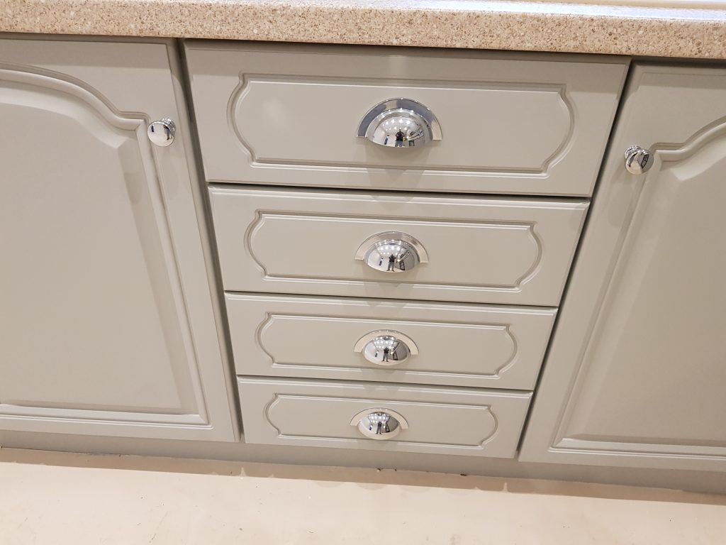 painted kitchen doors and draws nottingham