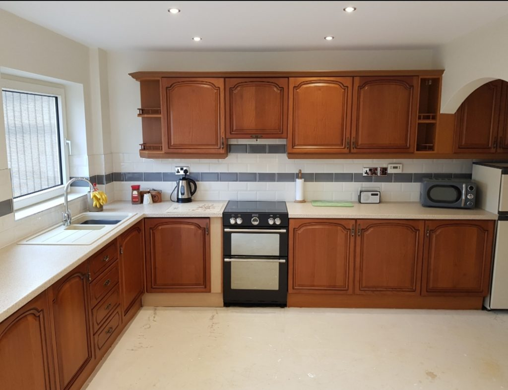 kitchen painter Nottingham
