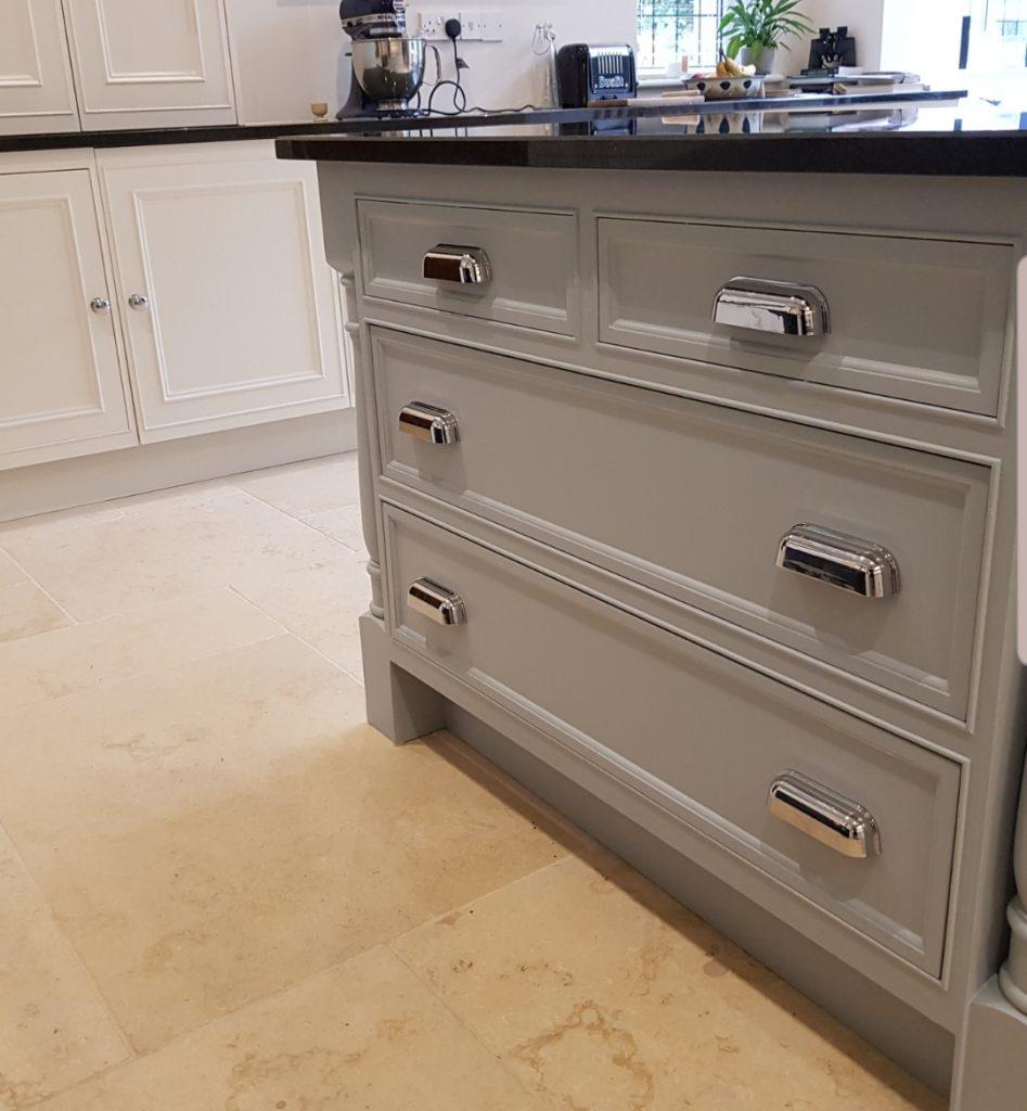 two tone kitchen sheffield