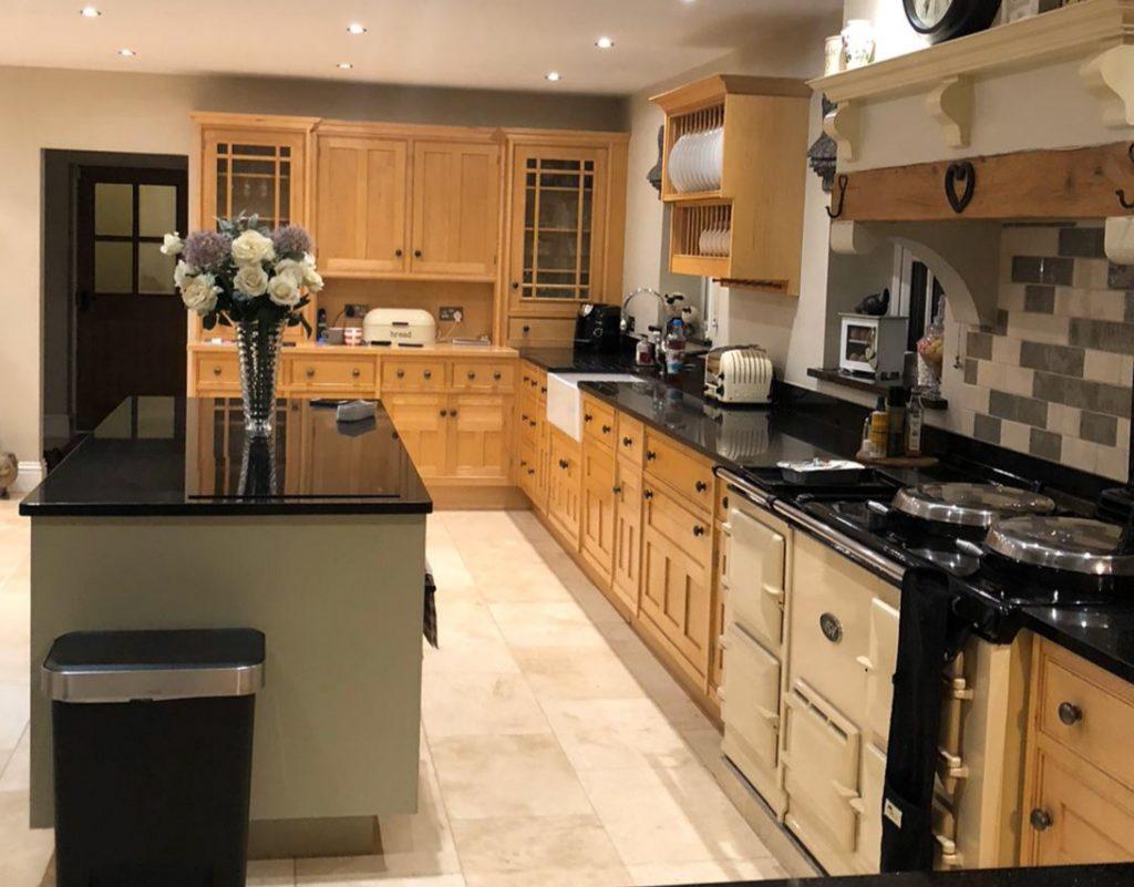 Kitchen painter Somerset