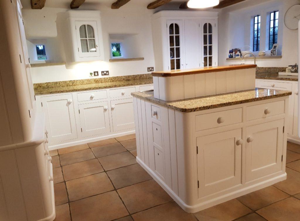 Kitchen Painter Staffordshire