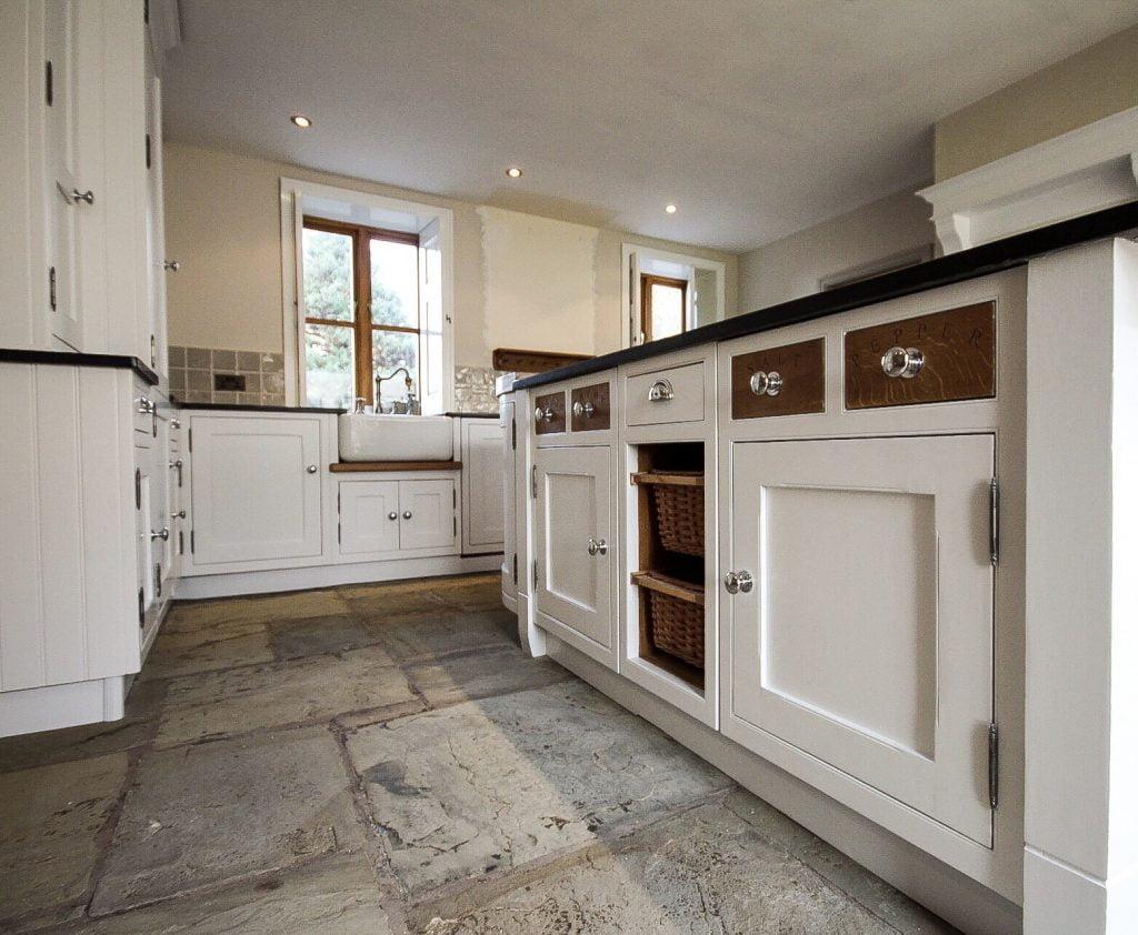 Kitchen cabinet painters Lancashire