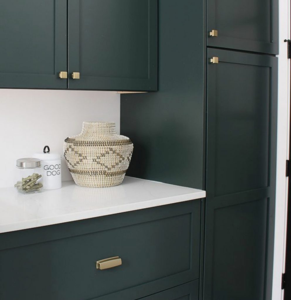 painted used kitchens