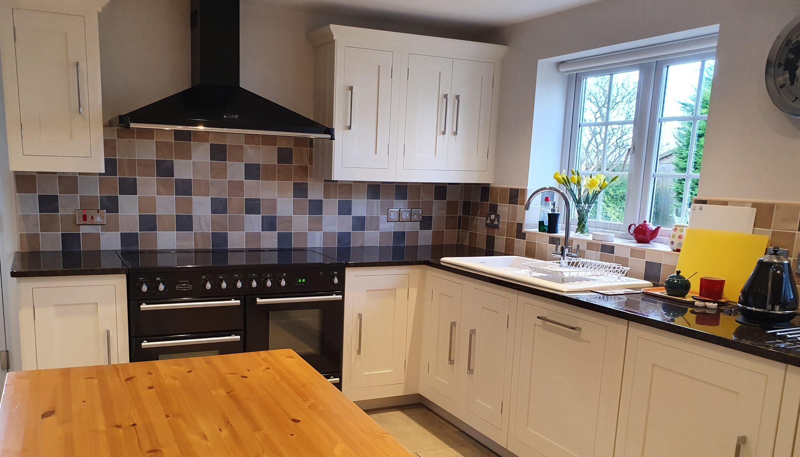 kitchen cabinet painter Derby
