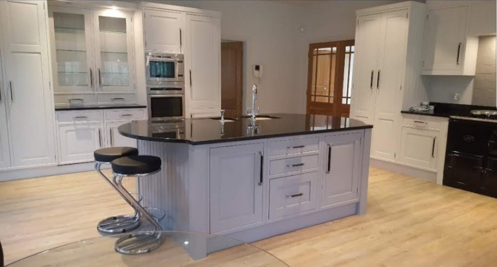Kitchen cabinet painter Nottingam