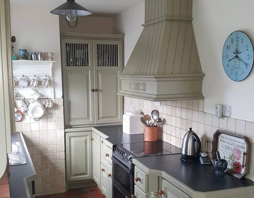 kitchen painter galway ireland