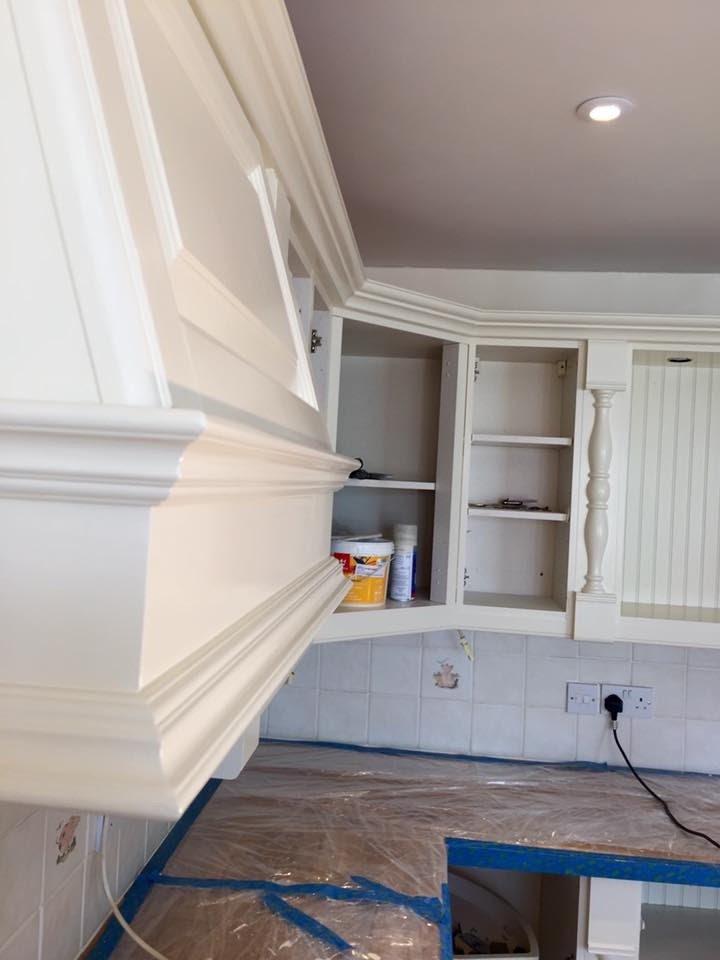 Kitchen painter Bedford