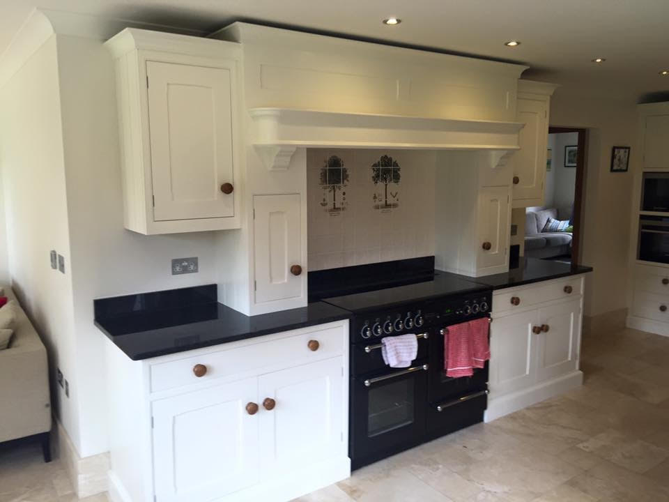 painting kitchen cabinets hertfordshire