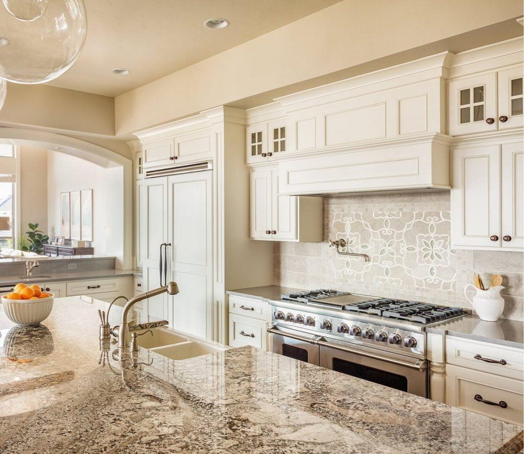 Kitchen cabinet painter Surrey
