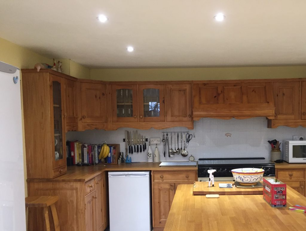kitchen painting surrey