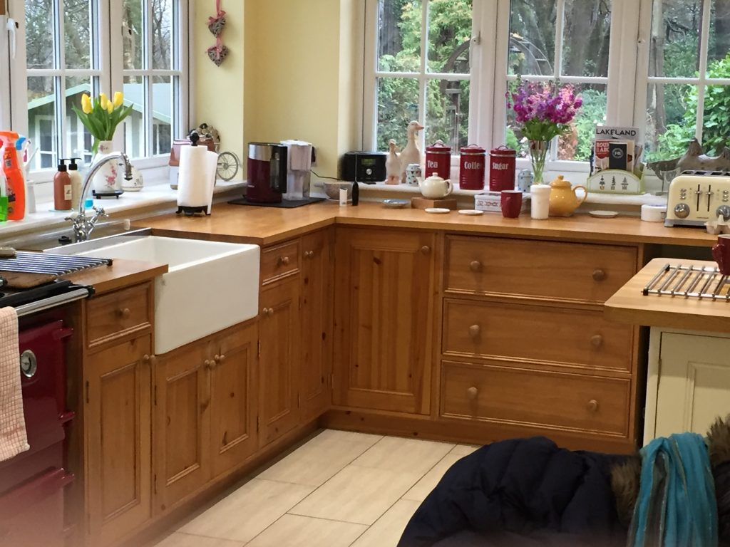 kitchen painter surrey