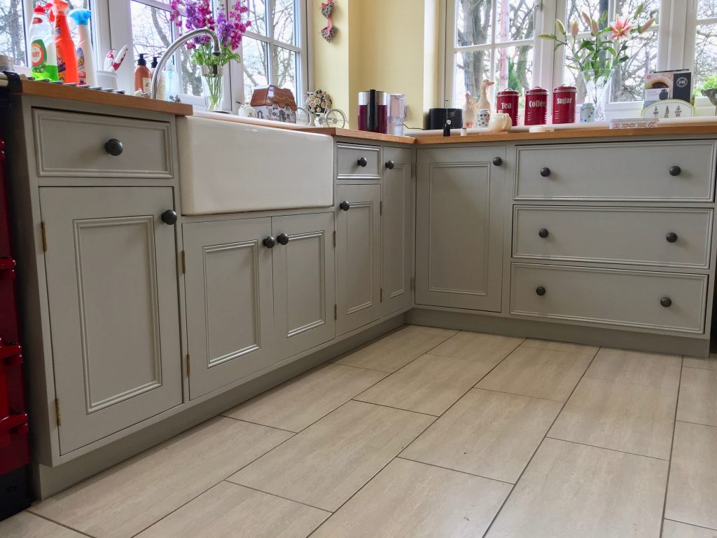painted kitchen surrey, hand painted kitchen surrey