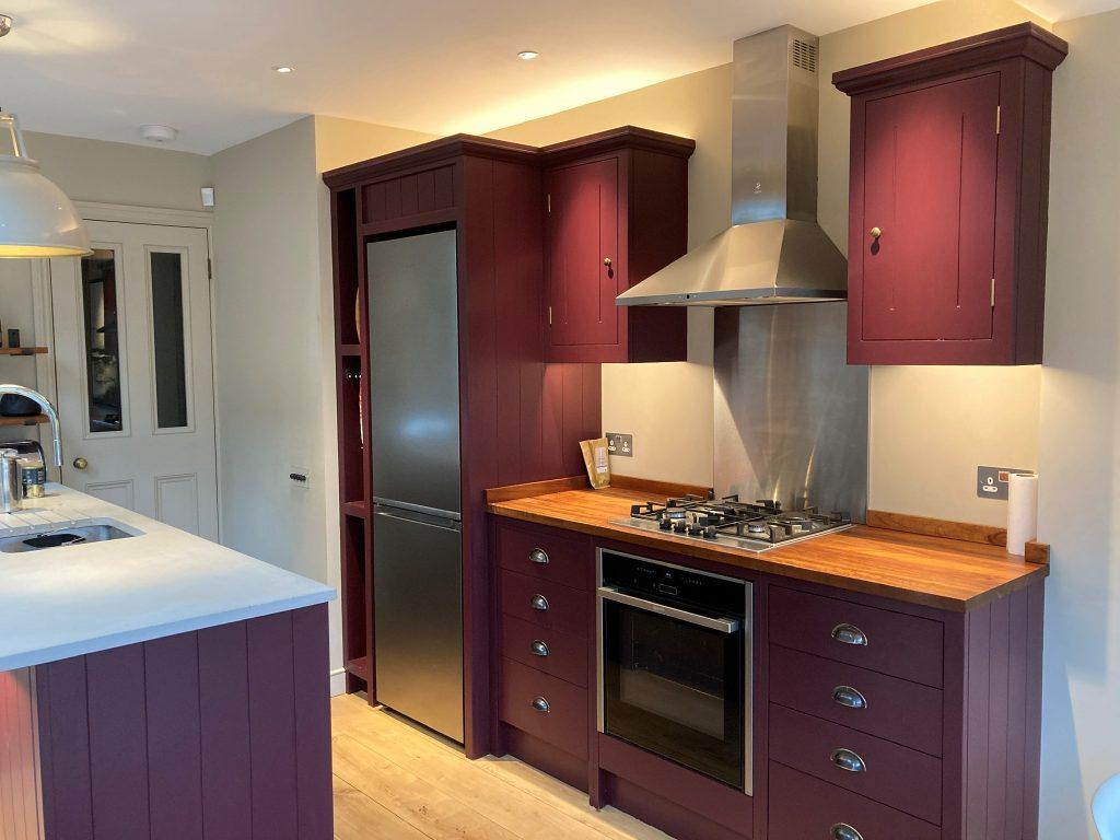 kitchen cabinet painter Greenwich