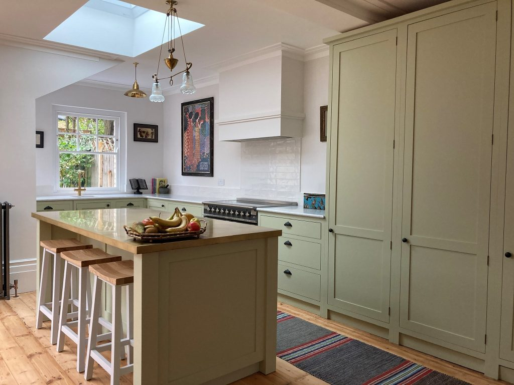 Handmade kitchen Muswell Hill