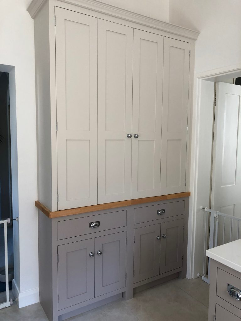 Painted Kitchen Epsom