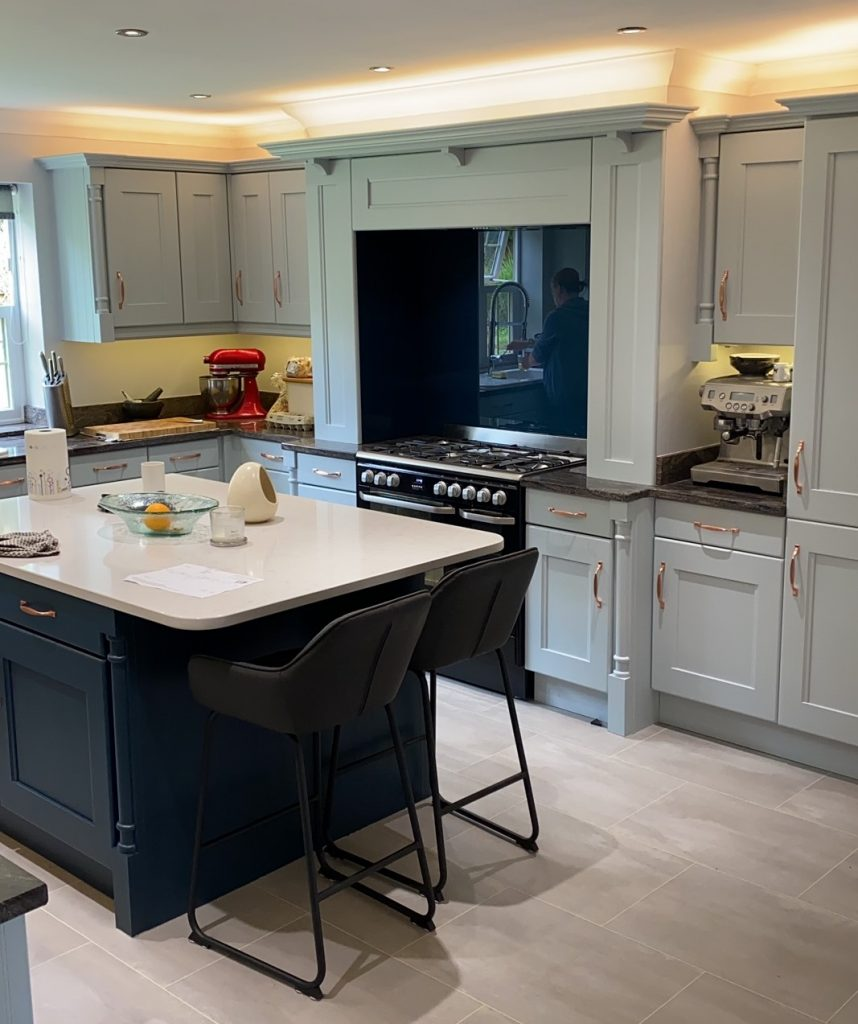 Kitchen cabinet painters Grantham
