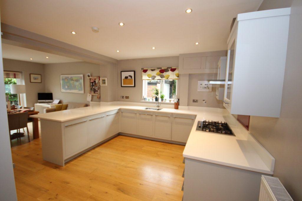 Harvey Jones Painted Kitchens