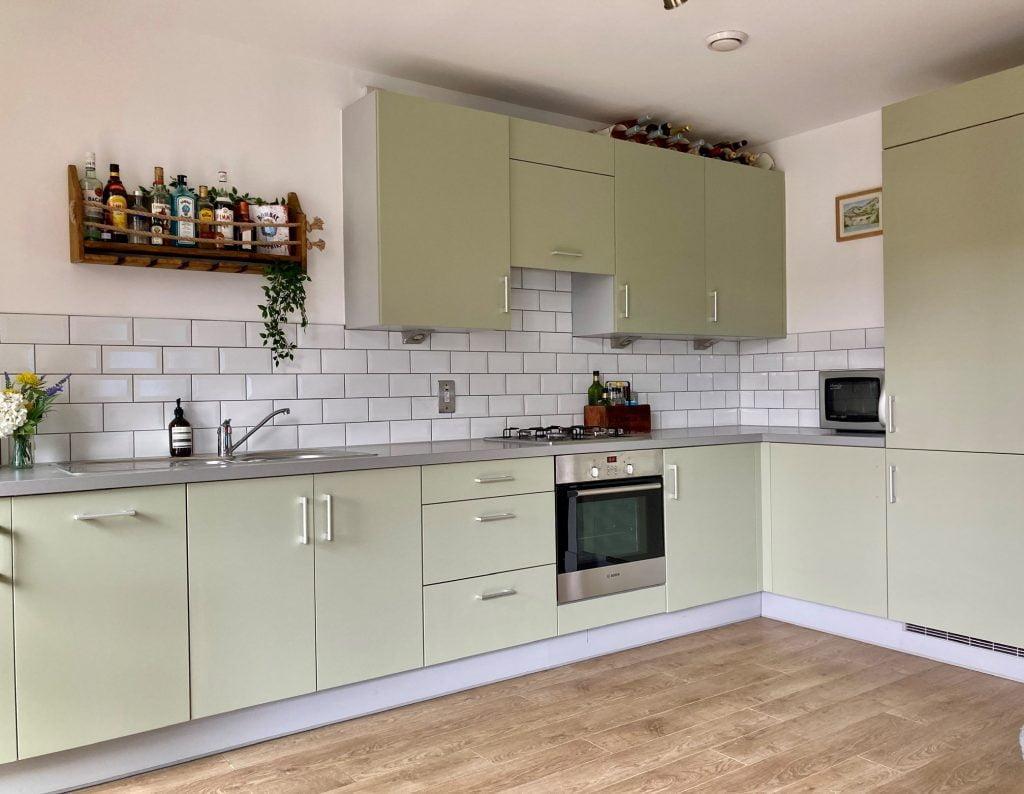 kitchen makeover London