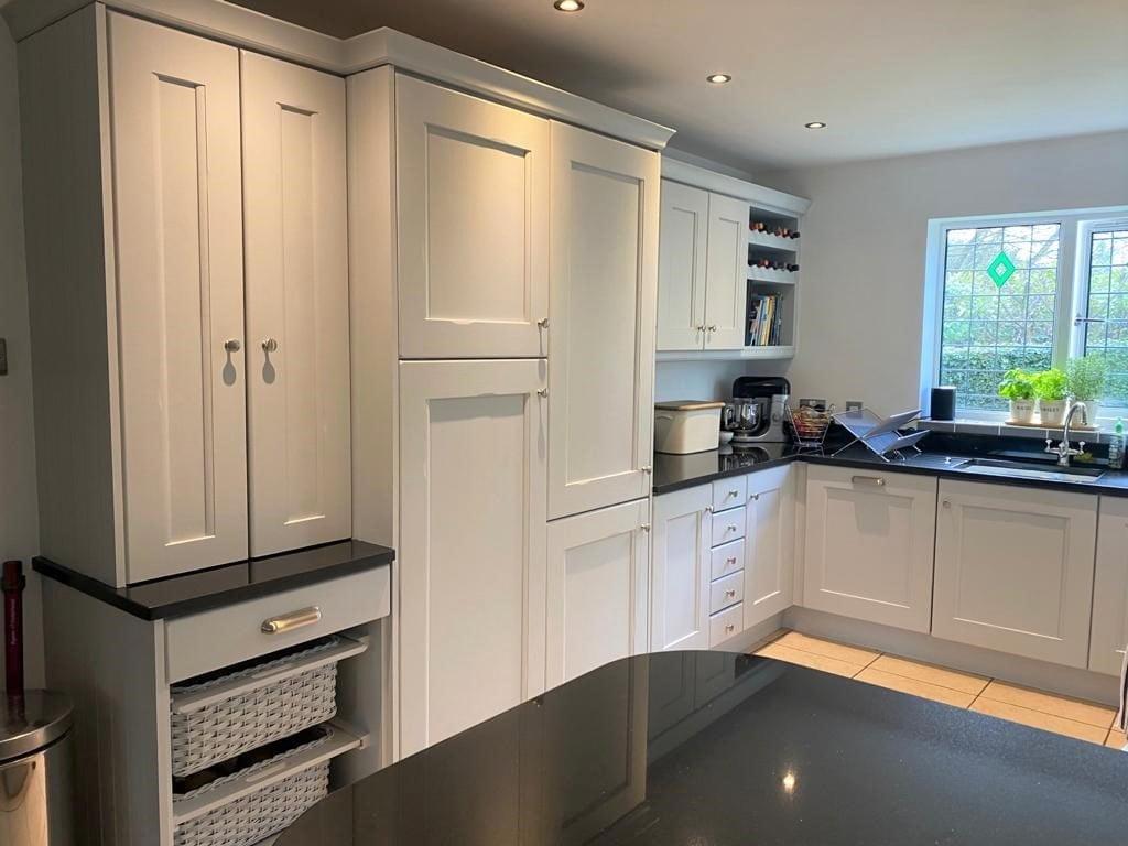 Kitchen painting Bolton
